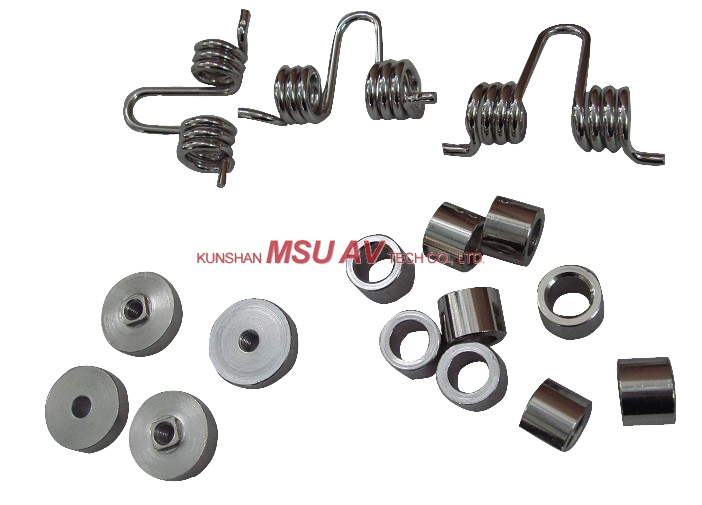 Lathe parts and springs